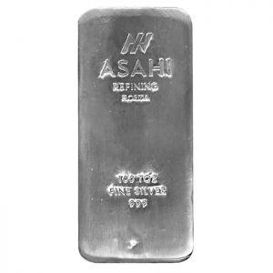ASAHI Silver Bar 100oz