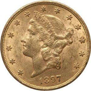 $20 Liberty .9675oz