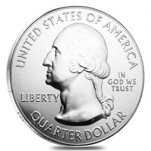 American The Beautiful Silver Coin 5oz