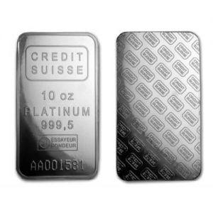 Credit Suisse 10oz