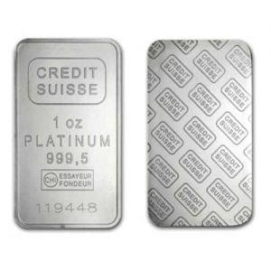Credit Suisse 1oz