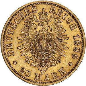 Germany 20 Mark .2304oz
