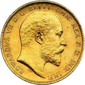 Great Britian Sovereign .2354oz