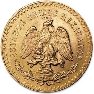 Mexico 50 Peso 1.2056oz