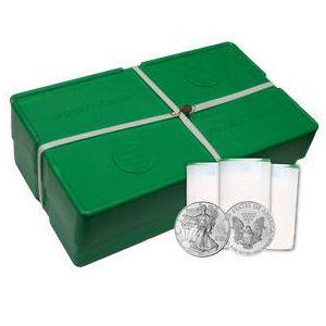 Monster Box of 500 Silver Krugerrand 1oz