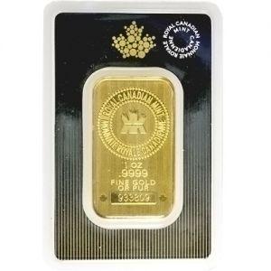 Royal Canadian Mint 1oz