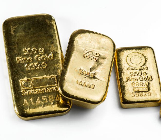 Fine gold 500